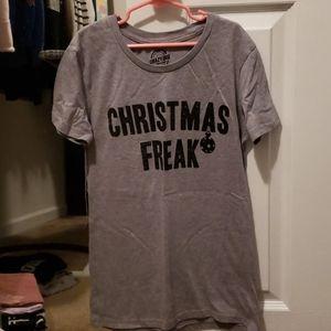 Christmas freak tee
